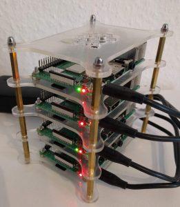 Raspberry Pi Kubernetes Cluster - Matthias Lohr